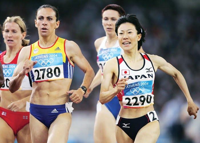 Maria Cioncan Atena Jocurile Olimpice